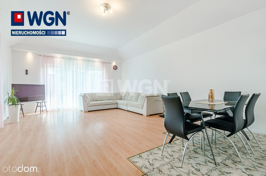 Dom, 161 m², Chwaszczyno