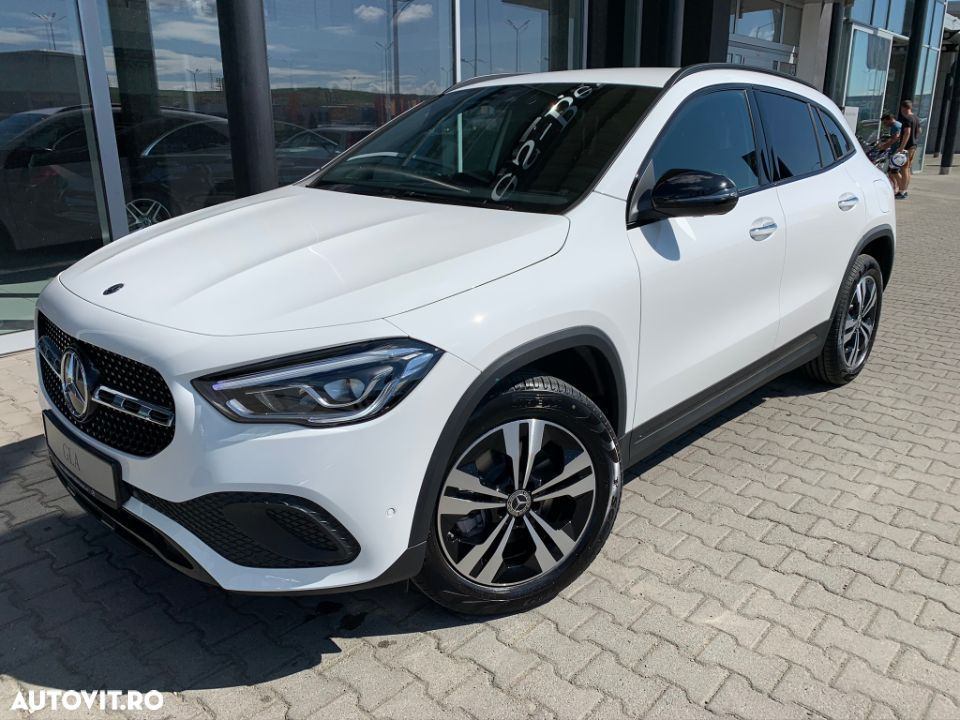 Mercedes-Benz GLA - 3