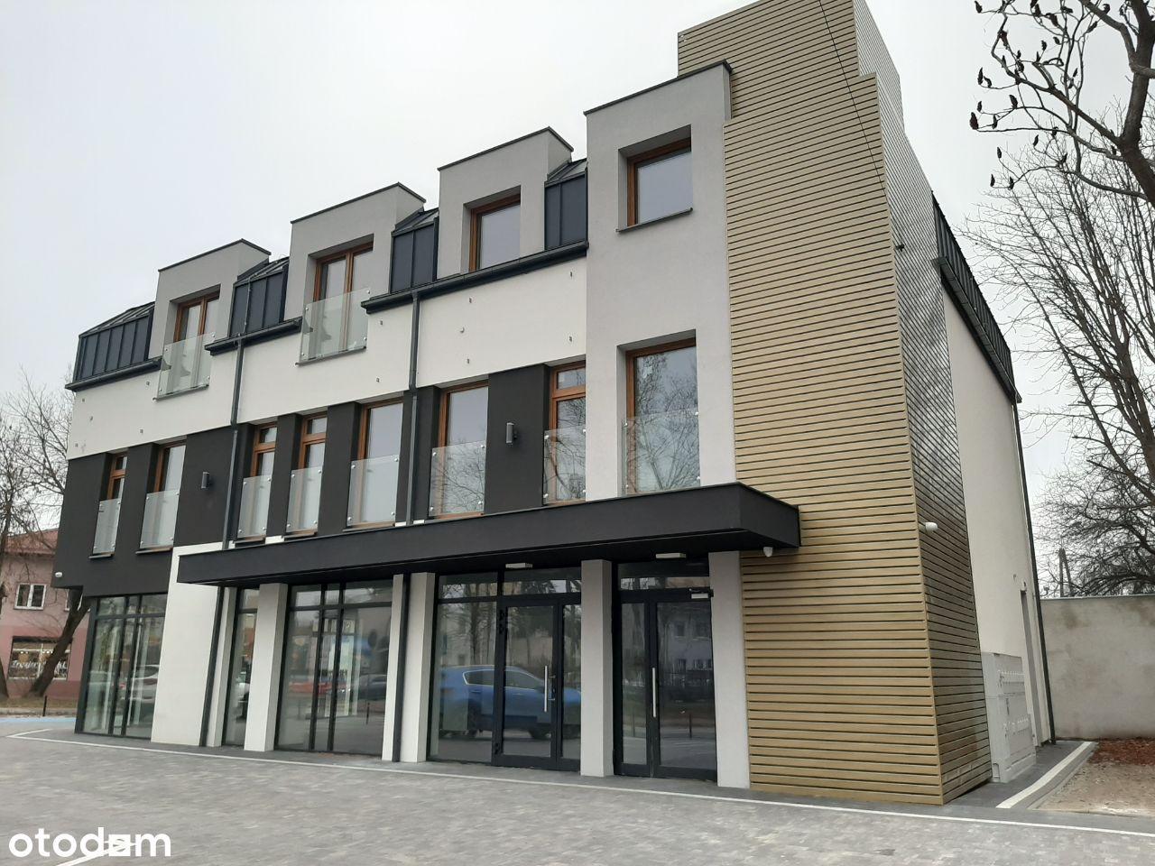 Centrum Wołomina, ul. Wileńska lokal biurowy 26 m2