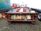Broshuis 3UCC-39 + 3 axle + 2X EXTENDABLE 40FT HC - 3