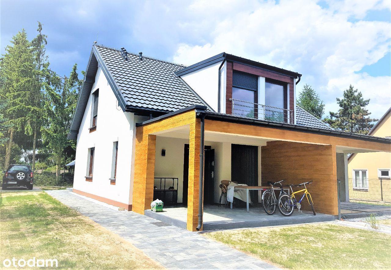 Nowy dom, blisko centrum i jezioro