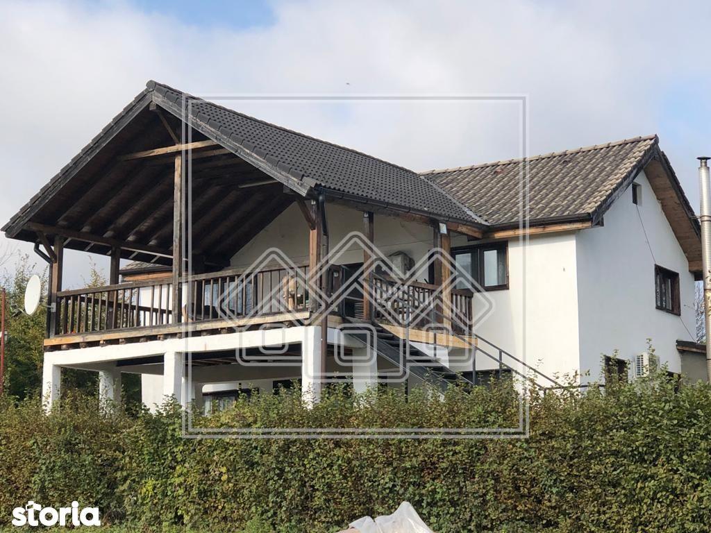 Casa in Tocile - priveliste deosebita, la cheie- 1.500 mp teren