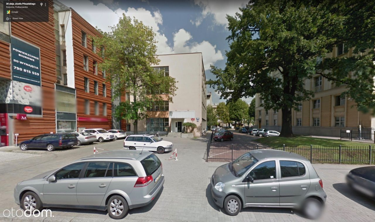 Budynek biurowy w centrum Rzeszowa ca. 910 m2