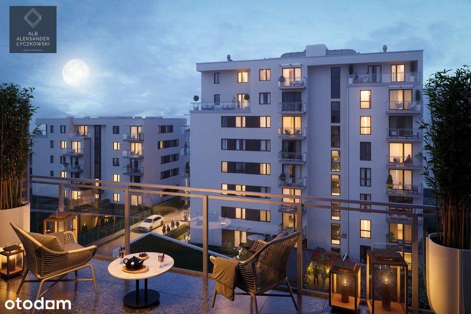 Komfortowe mieszkanie 3-pokojowe - wysoki standard