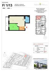 Mieszkanie 40,80 m2 - atrakcyjna lokalizacja w now