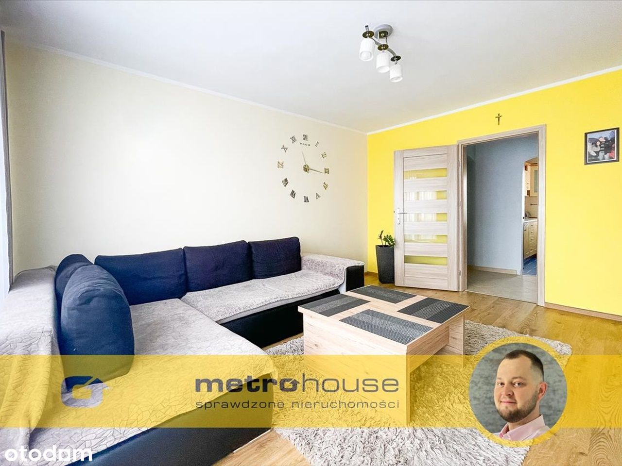 3 pokojowe mieszkanie na Pileckiego