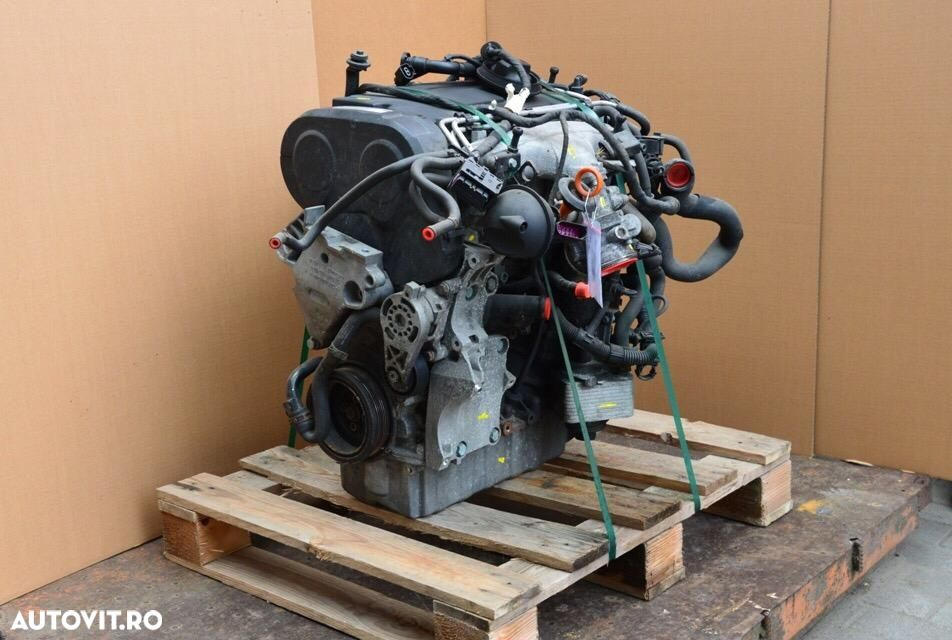 Motor Euro 4 VW Caddy 2.0 tdi AZV - 4