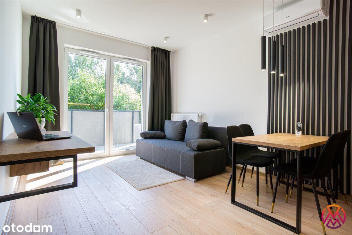 Nowe, 2-pokojowe mieszkanie, Chojny Park!