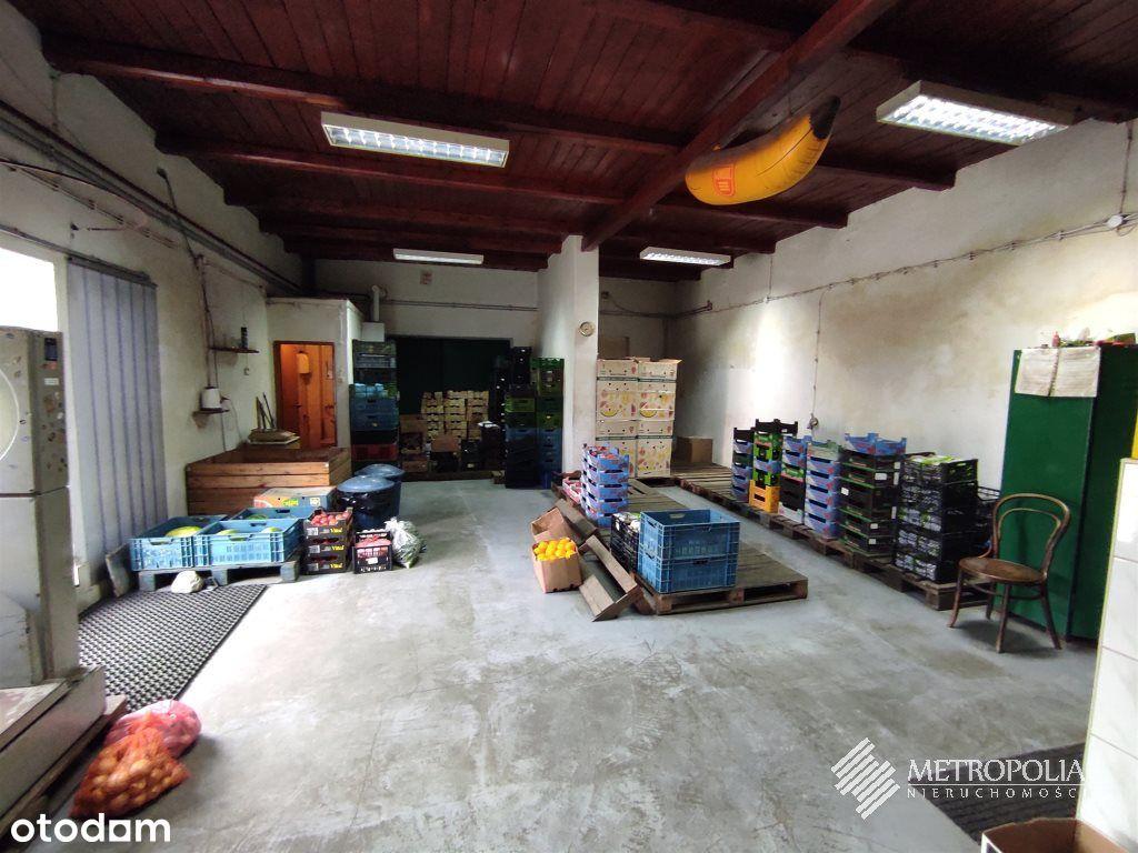 Lokal 100m2 pod handel, magazyn, serwis