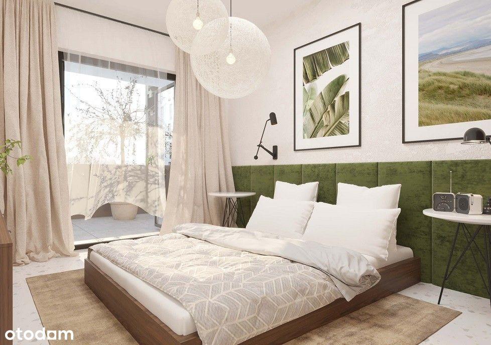 Słoneczne 3 pokoje ● wysokie piętro ● Balkon 15m2