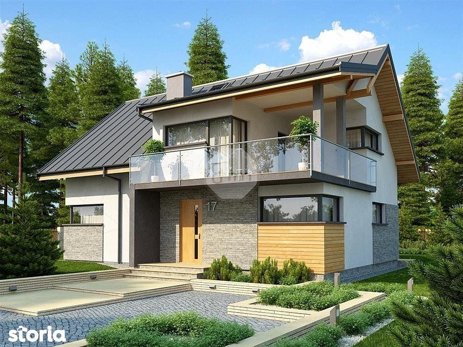 Casa Deosebita | 132 mp Utili | 625 mp Teren | Popesti Deal !