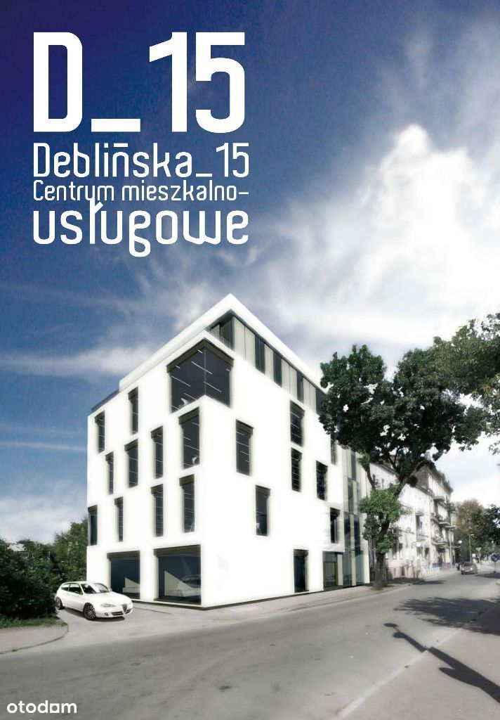 Do sprzedania działka z koncepcją budynku Sosnowie
