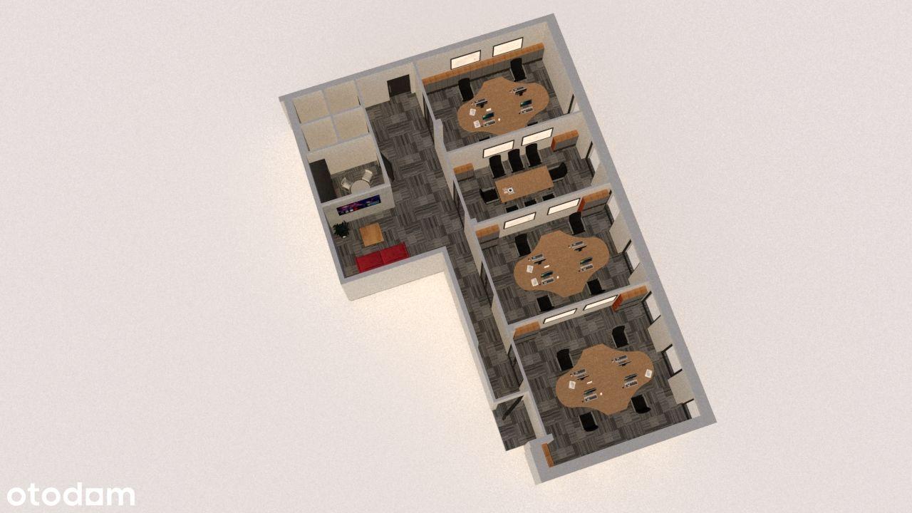 Nowa hala 336m2 z biurami 152m2 Krzesinki