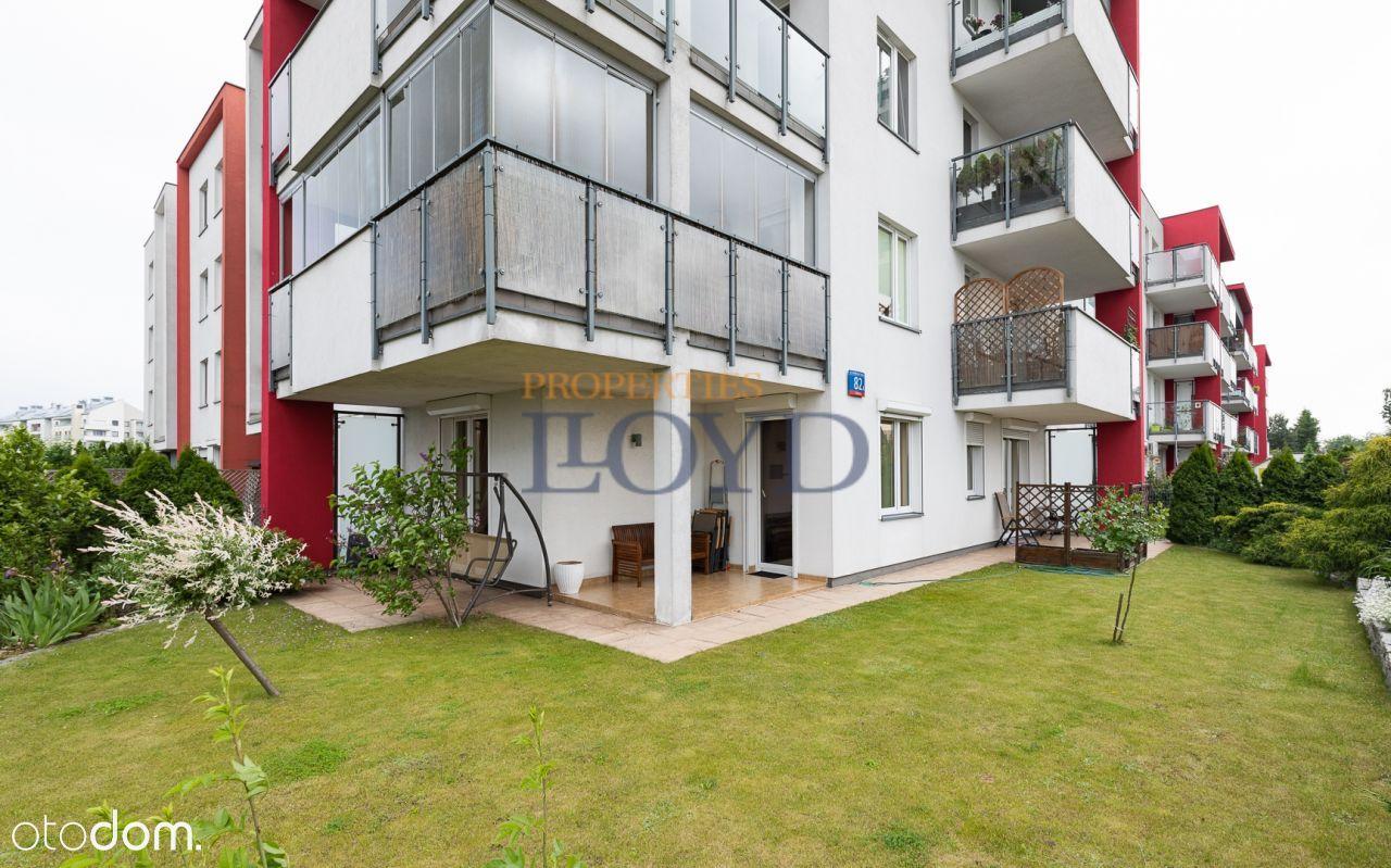 Ogródek 180 m2 - M3 w idealnym stanie