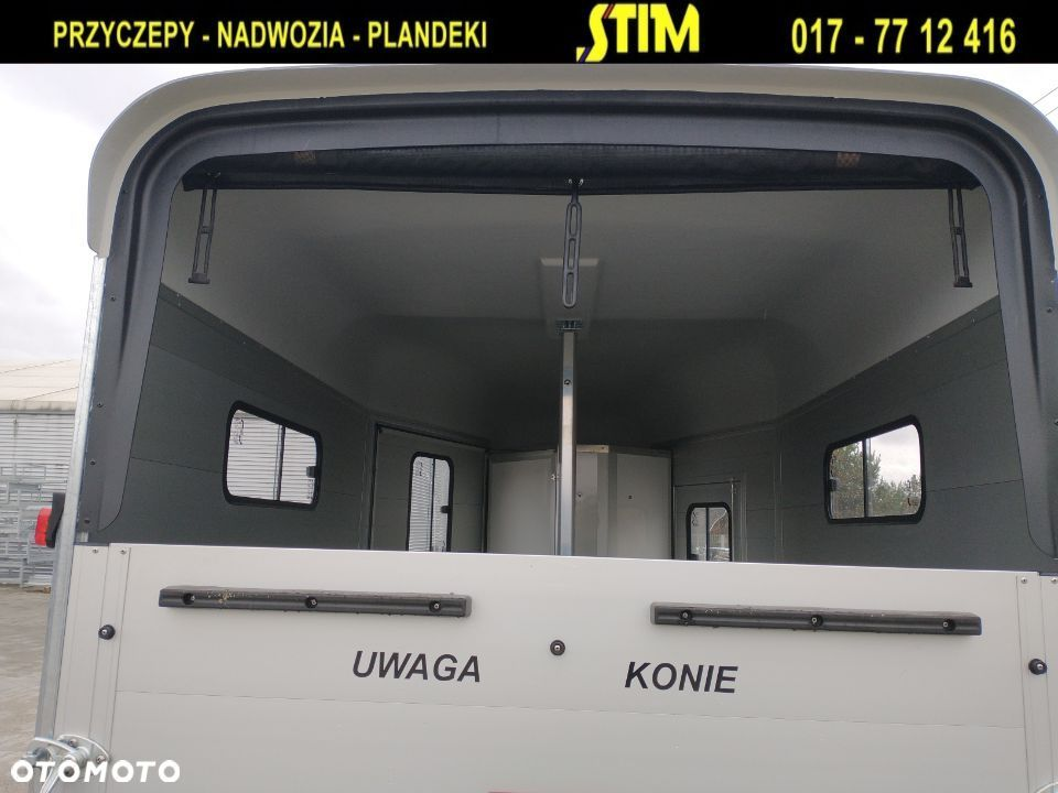 Debon VDK20 - Cheval Liberte Gold Touring Country  DEBON, Touring Country, przyczepa dwukonna, o DMC 2000kg, - 13