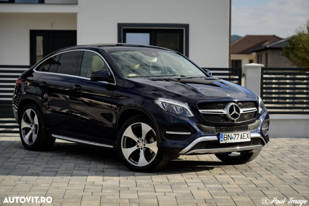 Mercedes-Benz GLE Coupe 350 - 28