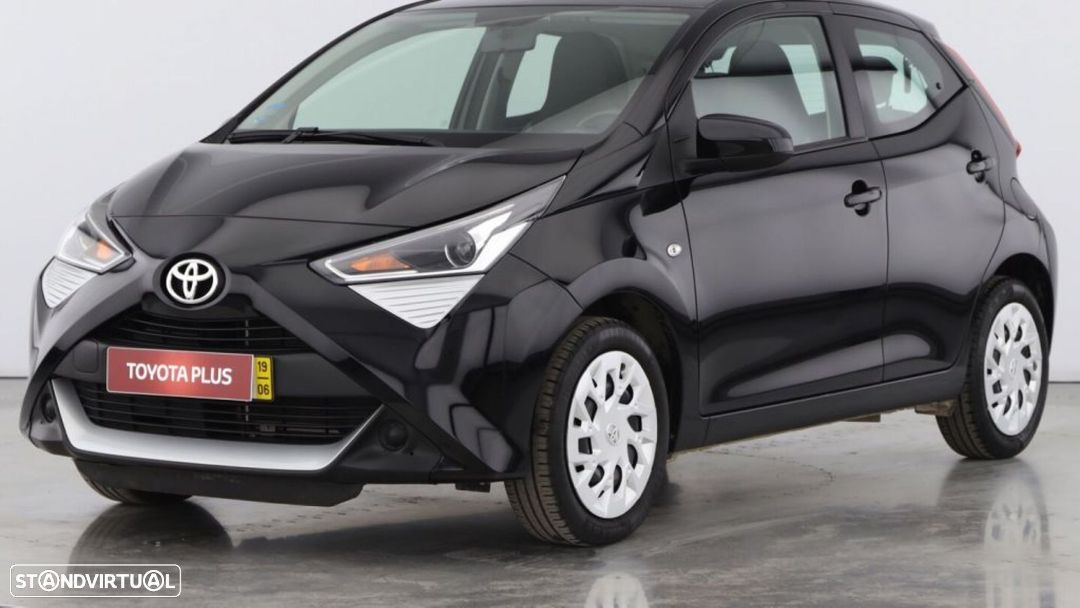 Toyota Aygo AYGO 5P 1.0 x-play + x-touch - 1