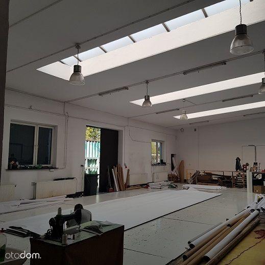 Przeźmierowo obiekt 500m2(hala 350m2+ biura150m2 )