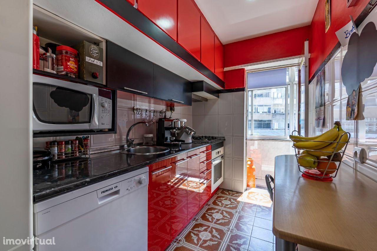 Apartamento T2+1 a 1 minuto da Câmara de Gaia
