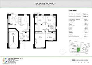 Mieszkanie + garaż + poddasze + ogród