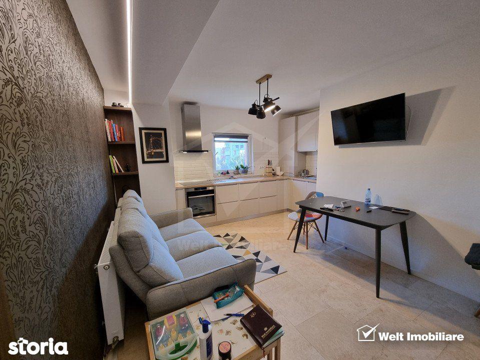 Apartament superfinisat, cu 3 camere, in Marasti, zona str Gorunului