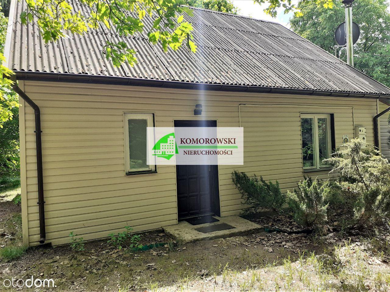 Dom w Ościsłowie po kapitalnym remoncie + bud gosp