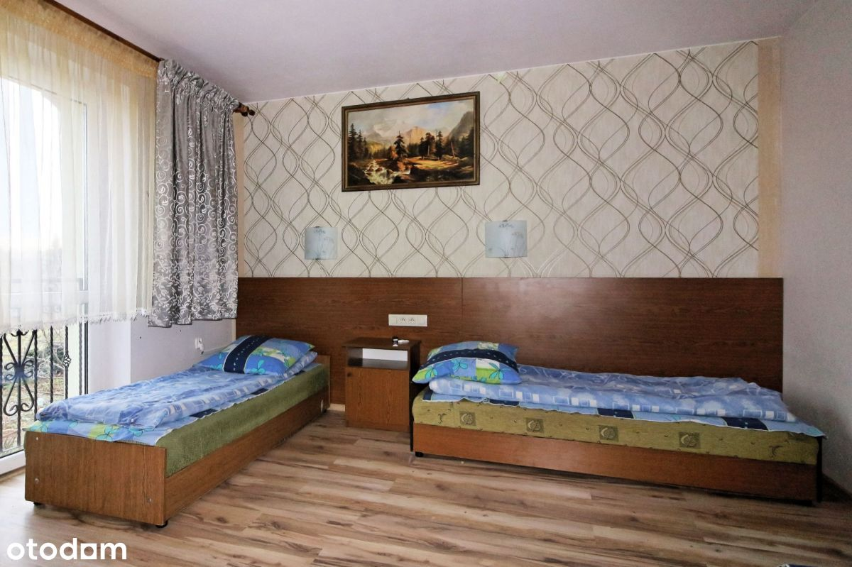 Pensjonat szeregowiec - 30 łóżek - Wrotków / Zalew