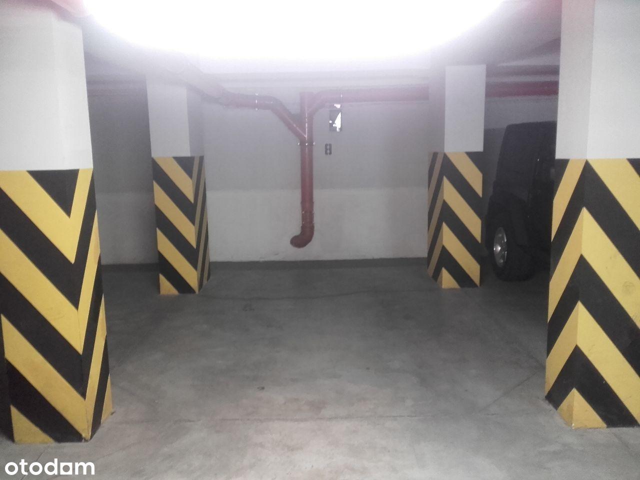 Miejsce postojowe w garażu podziemnym Chmielenie 2