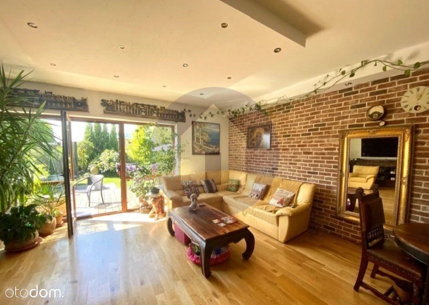 dom szeregowy/143 m2 /5 pokoi + garaż / Smolec