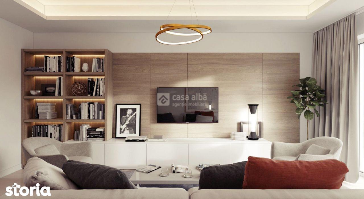 Tatarasi, locuinta smart cu 3 camere, bloc nou - predare 2020