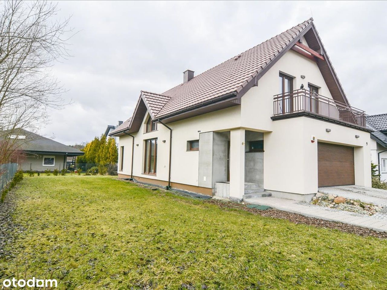 Dom, 197,40 m², Łódź