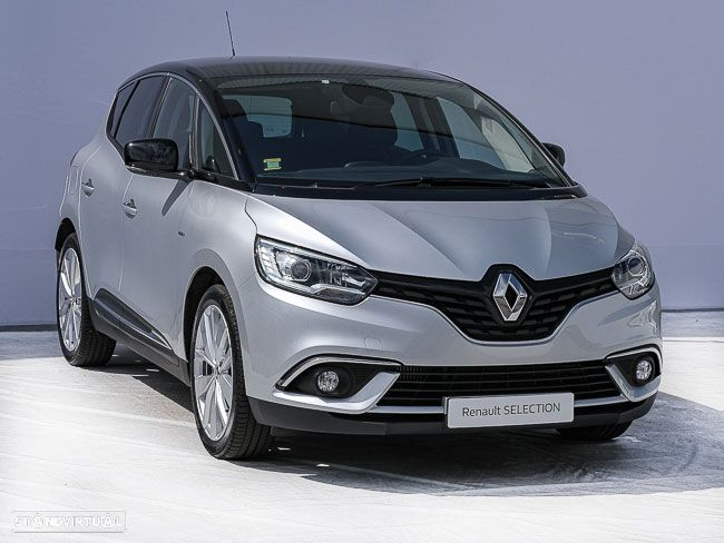 Renault Scénic 1.7 Blue dCi Limited - 1