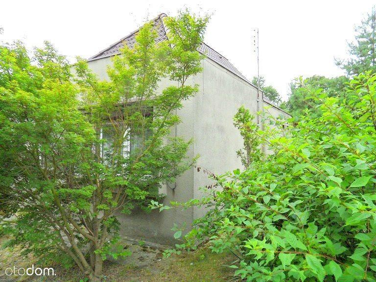 BN Łagisza - dom do rozbudowy z projektem