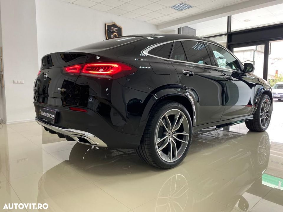 Mercedes-Benz GLE Coupe 400 - 32