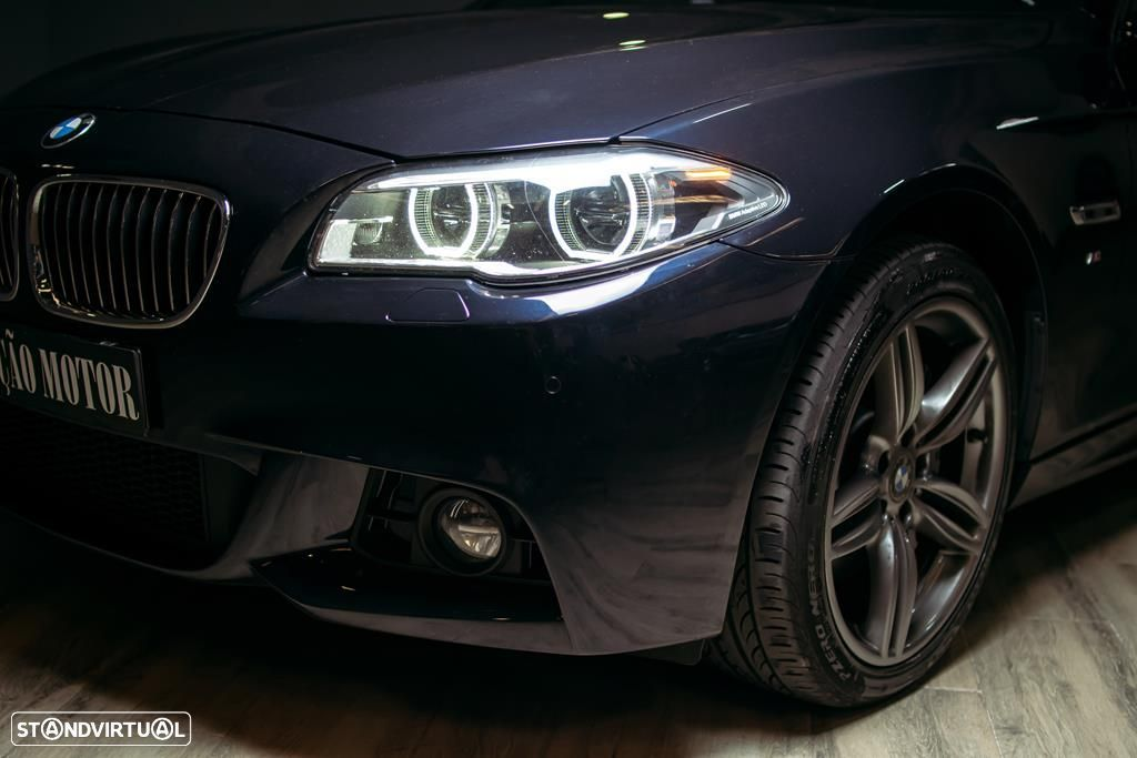 BMW 535 d Touring XDrive Pack M Auto - 2