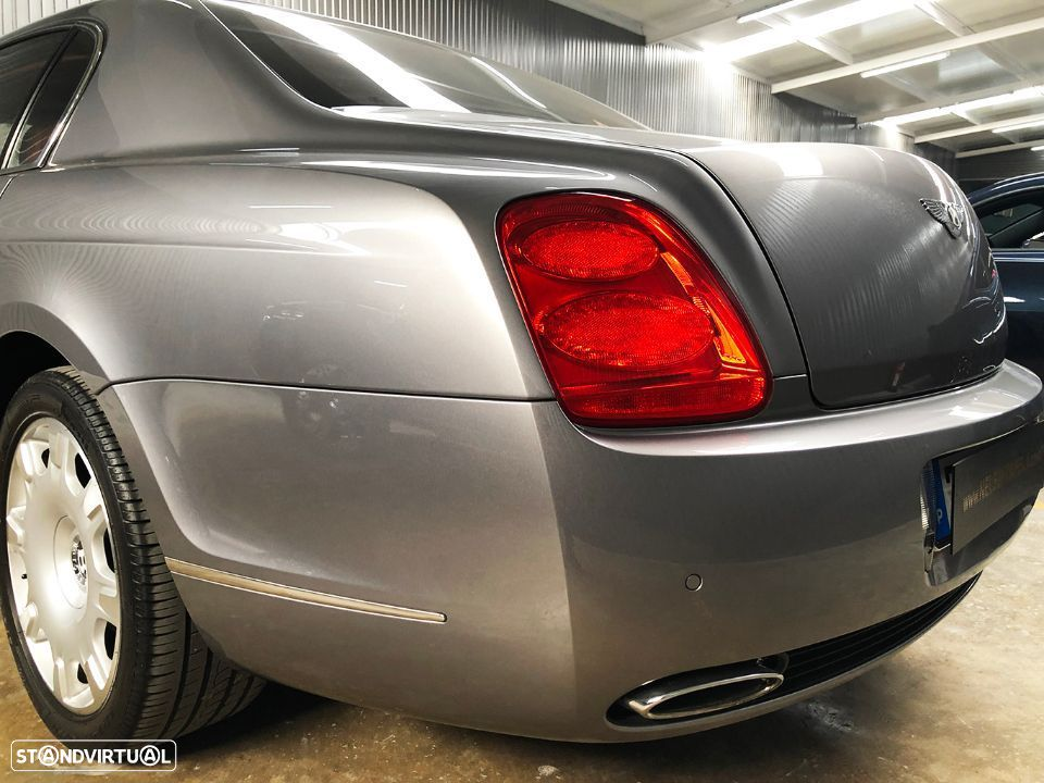 Bentley Continental Flying Spur 5 Lugares 6.0L W12 - 54