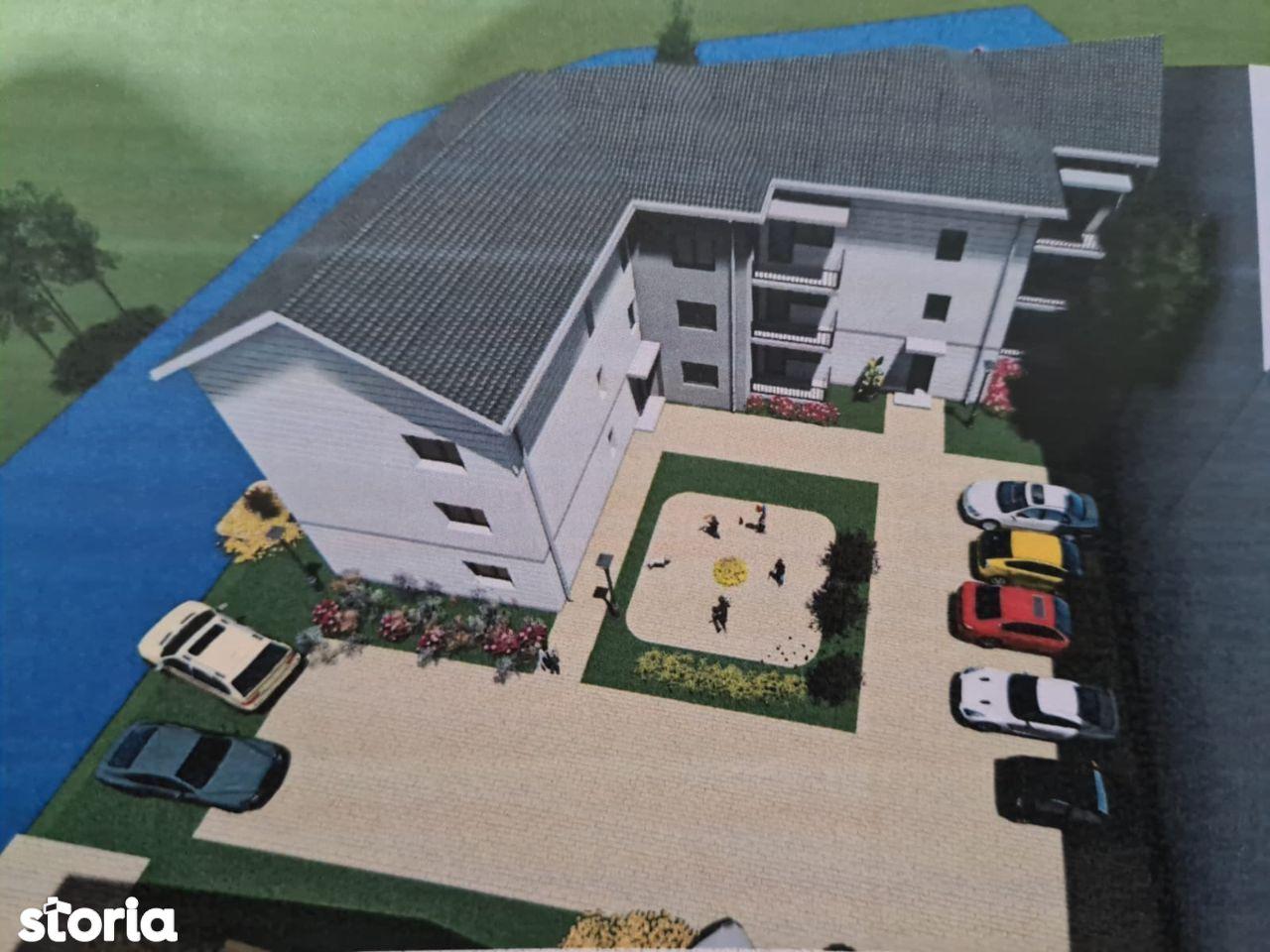 Apartamente 3 camere in bloc nou, in zona Centrala / Teatru
