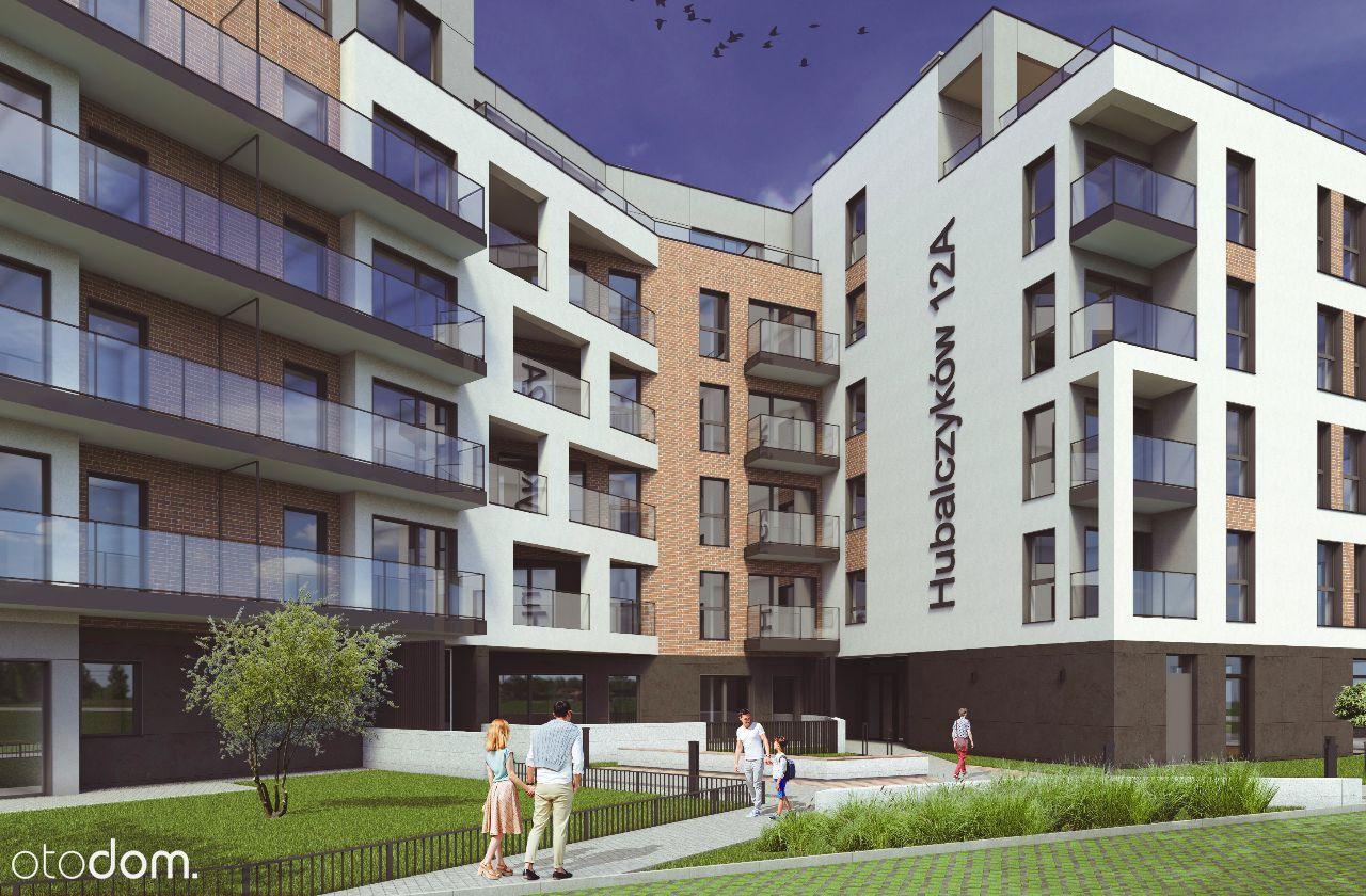 The View - nowy apartamentowiec na ul. Hubalczyków