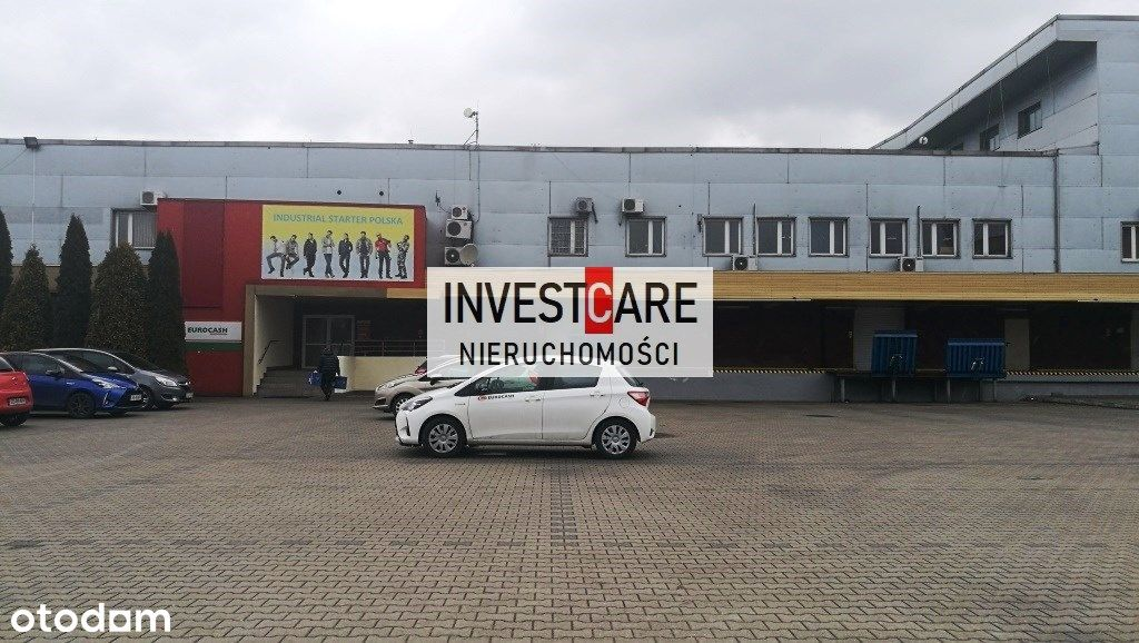 Hala/Magazyn, 14 541 m², Sosnowiec