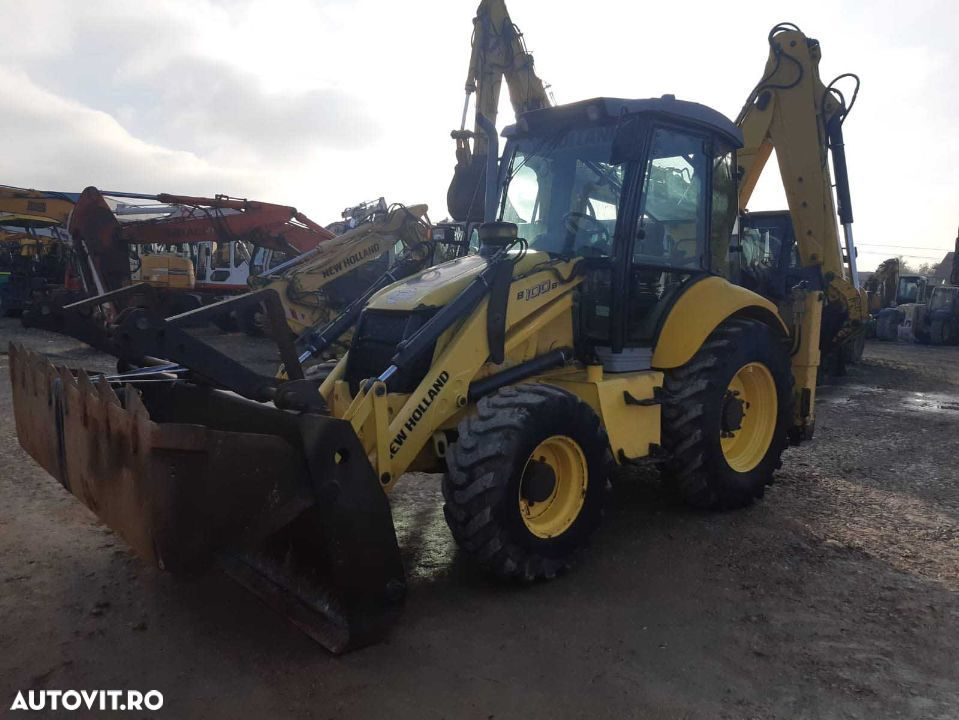 New Holland B100B - 2