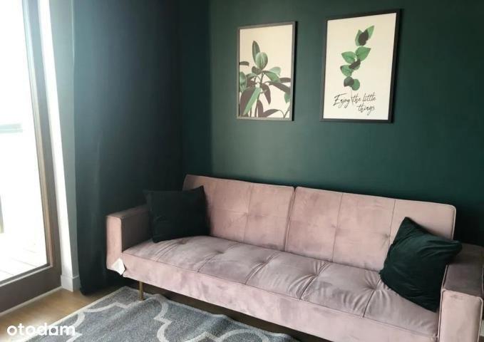 Mieszkanie, 36 m², Warszawa