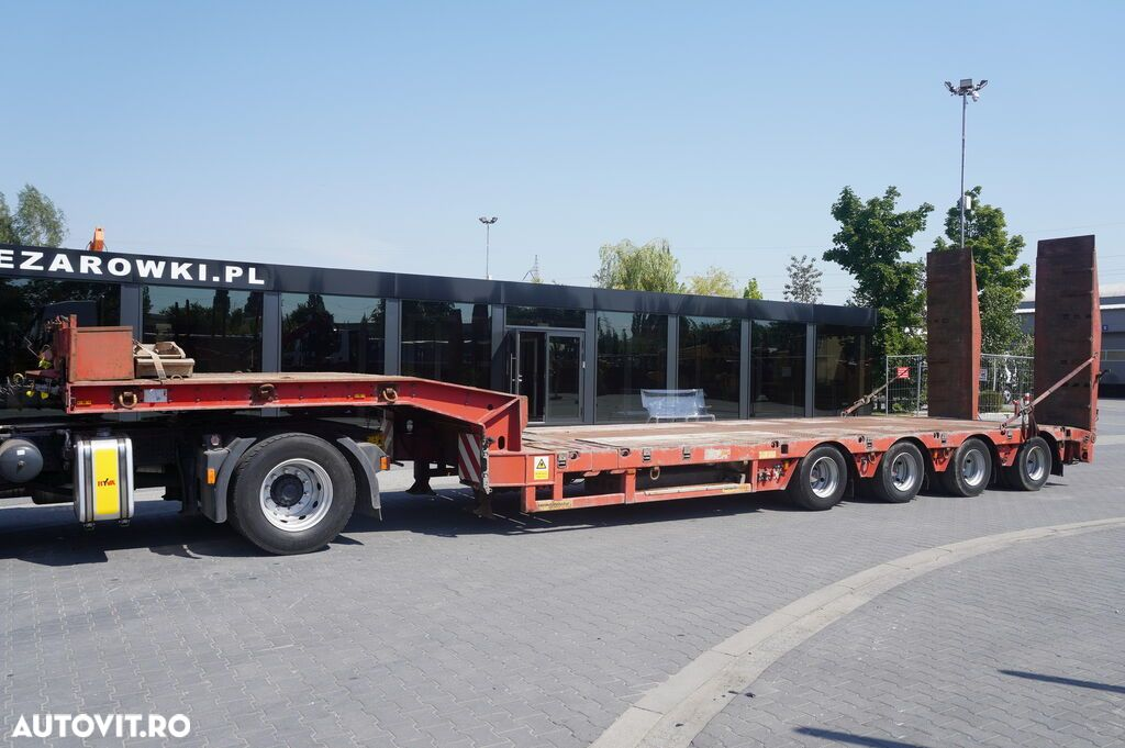 Faymonville STN-4AU , 4 axles , extended , stretched , max 15,80 x 3,23m , h - 4