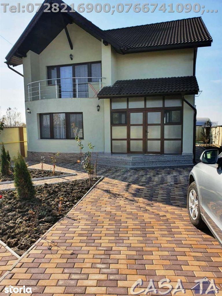 Casa P+1, situata în Târgu Jiu, Str. Ana Ipatescu