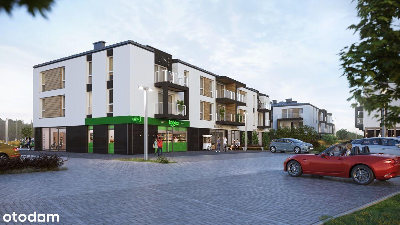 Nowy Jarocin II | nowe mieszkanie 54m2 | B13