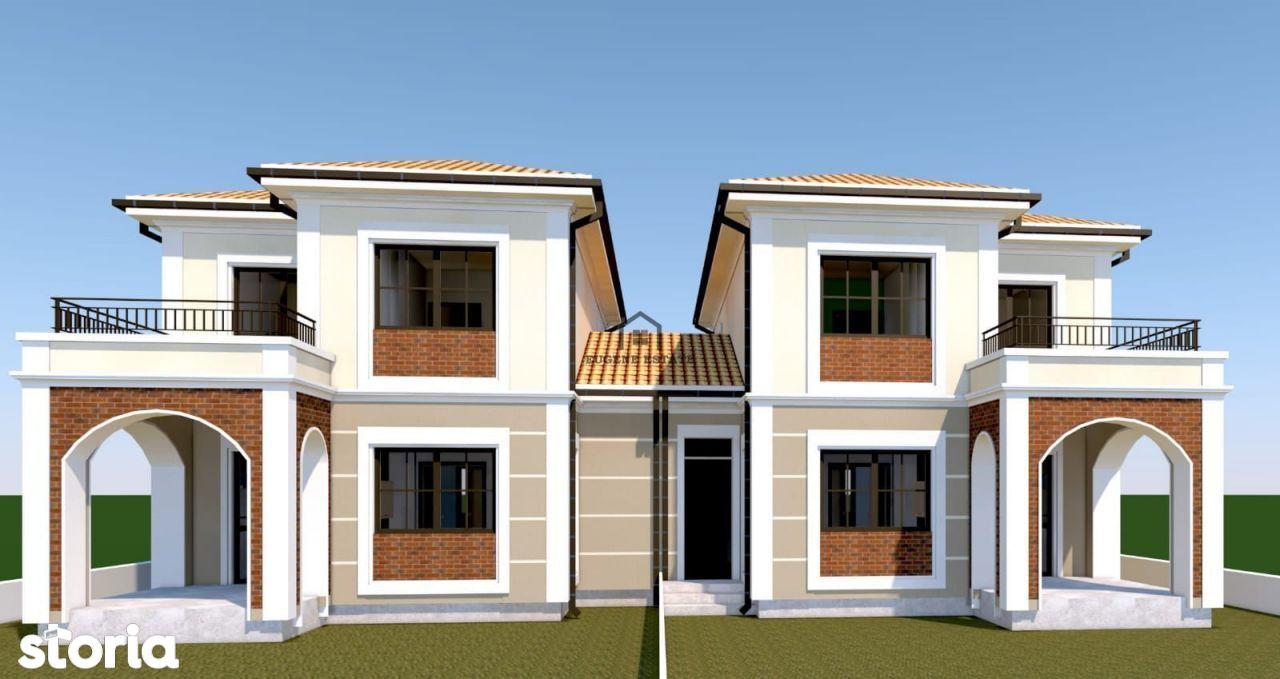Apartament in duplex 5 camere Dumbravita