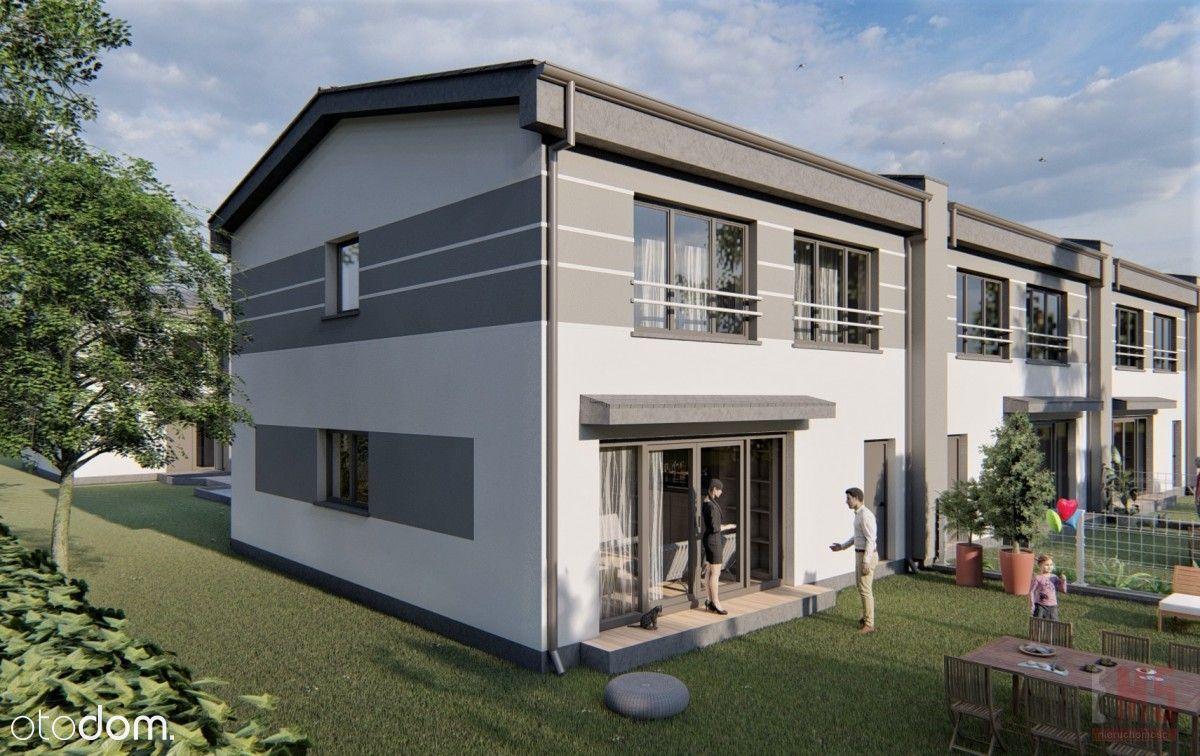 Zaścianki szeregówka 135 m2, gaz, 5 pokoi, ogródek