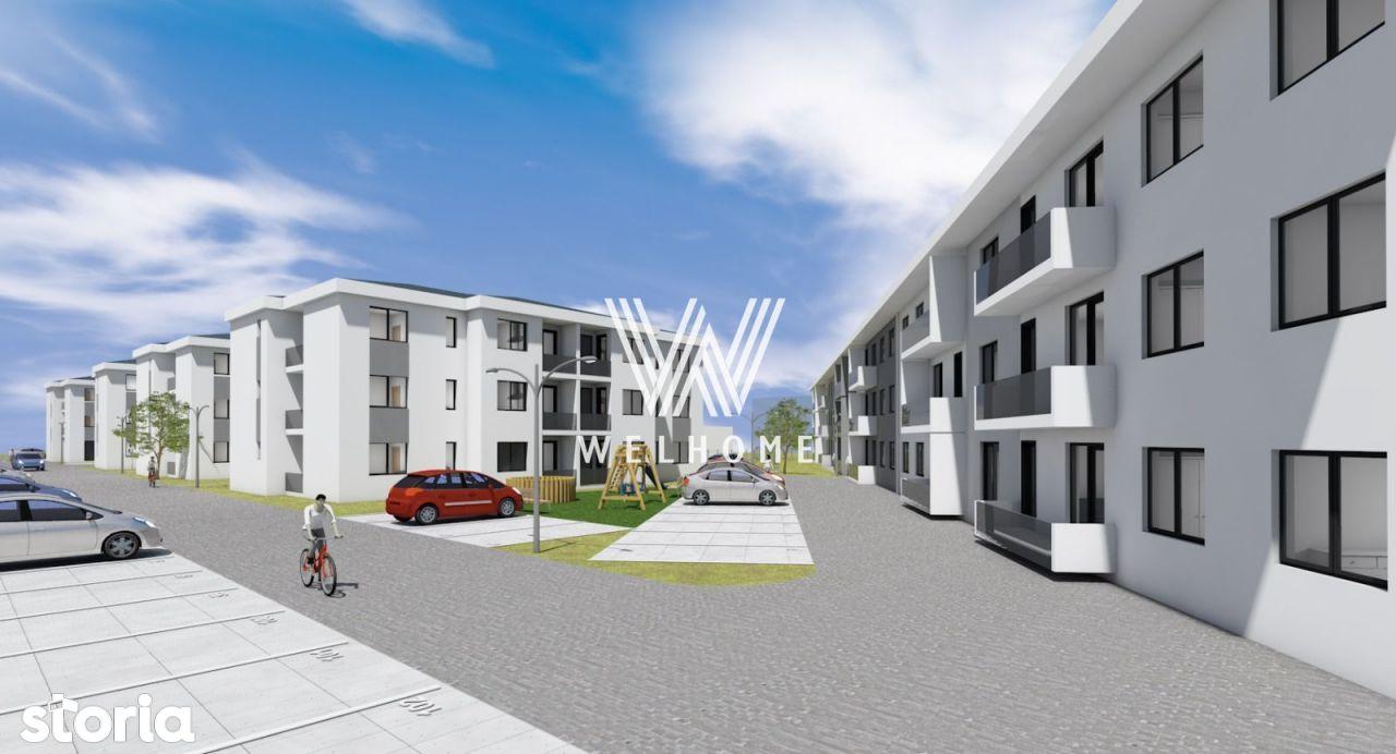 Apartament cu 2 camere, 54 mp, in Selimbar, Sibiu