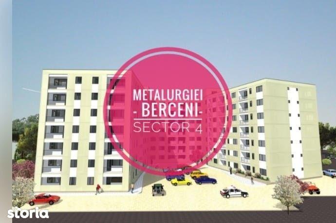 Garsoniera dubla zona Metalurgiei Berceni Sector 4 BLOC NOU