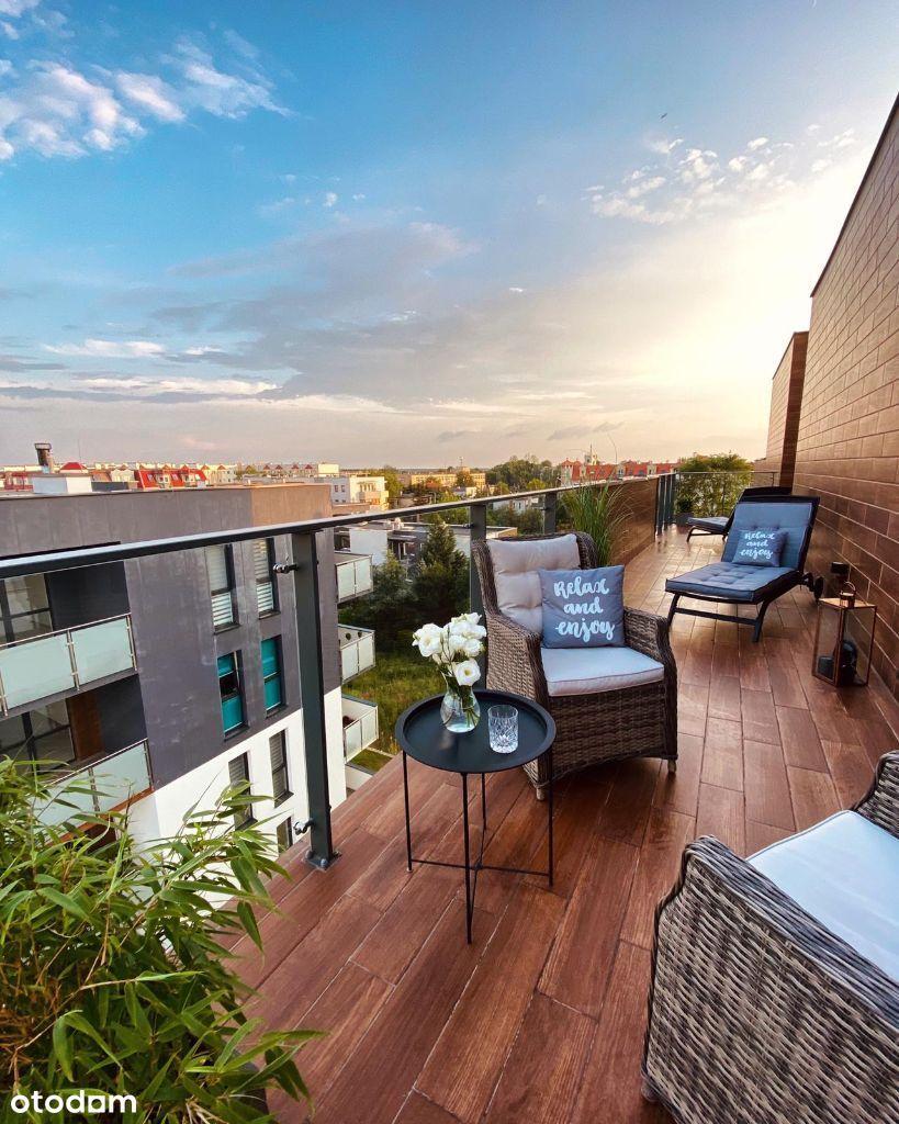 Mieszkanie dwupoziomowe 2017 wysoki standard