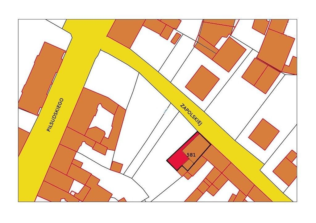 Lokal użytkowy, 92 m², Białogard